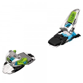 Крепления Marker Squire 11 white-black-green-blue