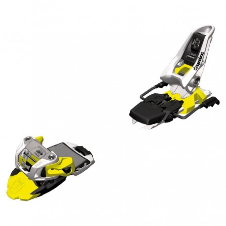 Крепления Marker Squire 11 white-black-yellow