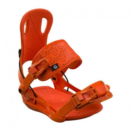 Крепления VÖLKL STRAPTEC INITIAL orange 13/14
