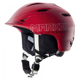 Шолом MARKER Consort Men deep red
