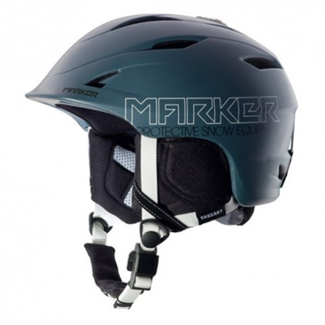 Шлем MARKER Consort Men steel grey 14/15