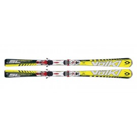 Лыжи VÖLKL Racetiger Speedwall SL yellow 13/14