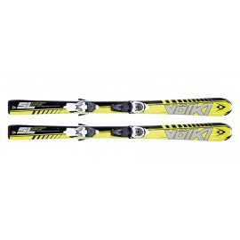 Лижі VÖLKL Junior Racetiger 3Motion yellow 13/14