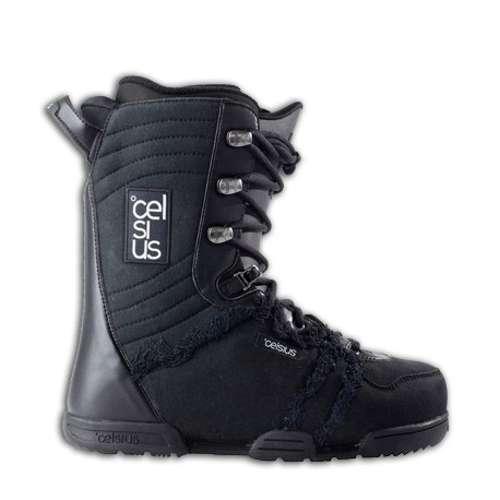 Черевики CELSIUS Rexford Trad Lace black 2012